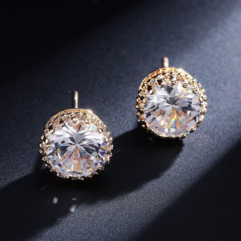 Amour Stud Earrings