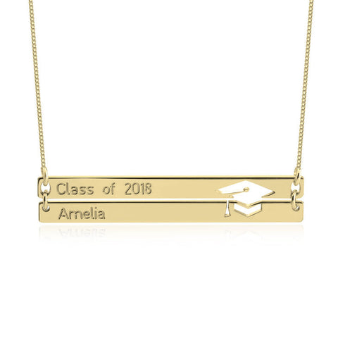 Image of Graduation Necklace
