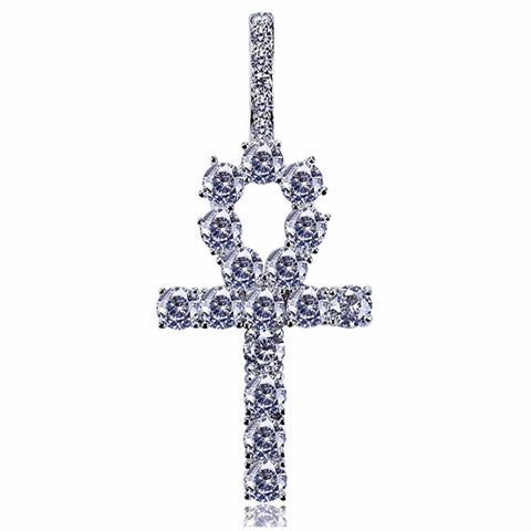Image of Unisex Ankh Cross Pendant