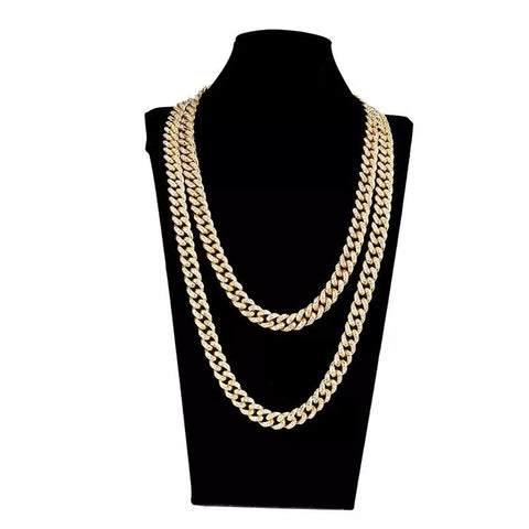 Image of Unisex Cuban Link Chain