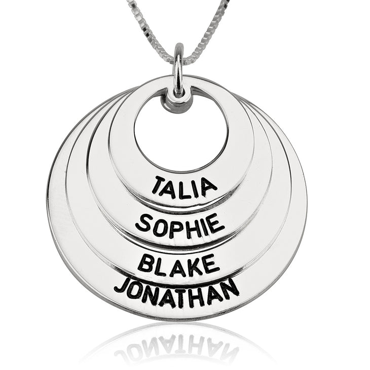 Mother Circle Necklace