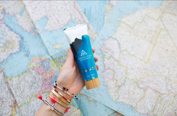 Conscious Coconut // Travel Tube