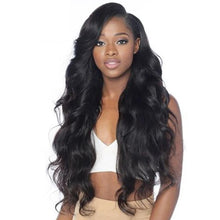 Load image into Gallery viewer, Glueless Lace Front Peruvian Human Hair Wigs Pre Plucked Non Remy