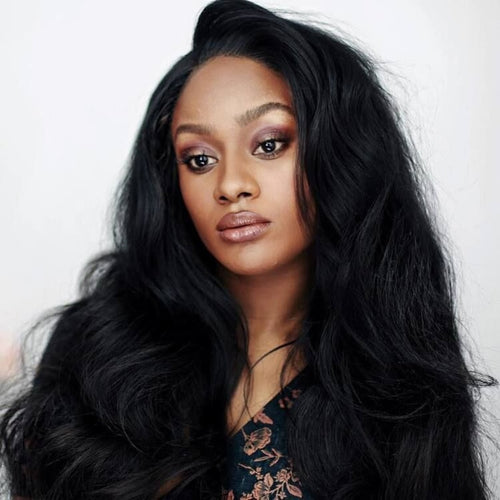 Malaysian Preplucked Lace Front Human Hair Wigs