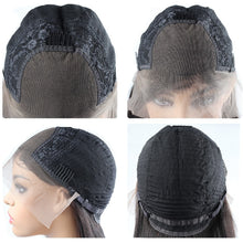 Load image into Gallery viewer, Brazilian Loose Deep Wave  Pre Plucked 4x4 Lace Closure Wigs For Black Women