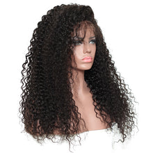 Load image into Gallery viewer, Closure Wig 250 Density Lace Front Human Hair Wig