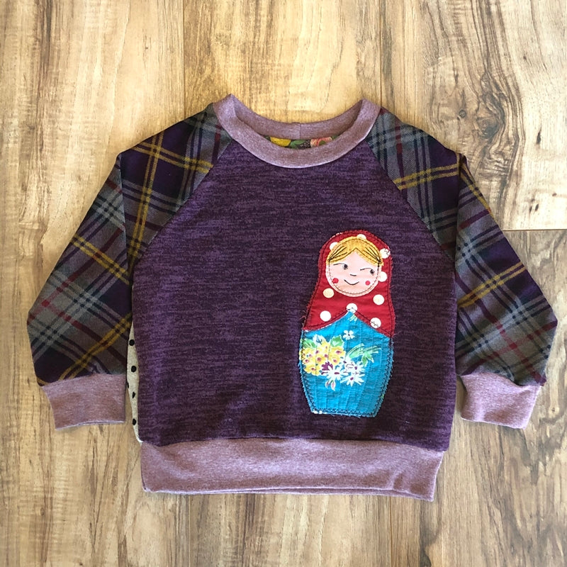 Matrioshka Long Sleeve Top