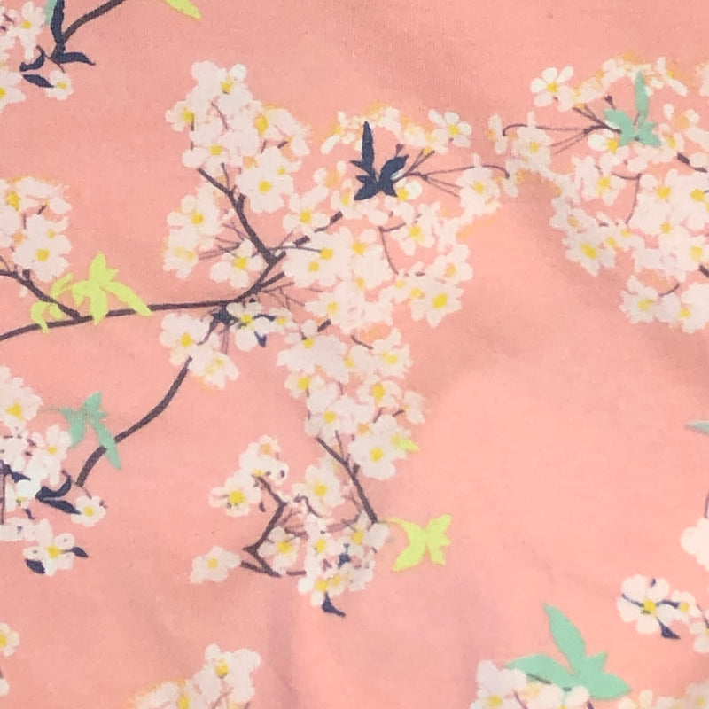 Blooming Sakura Long Sleeve Top