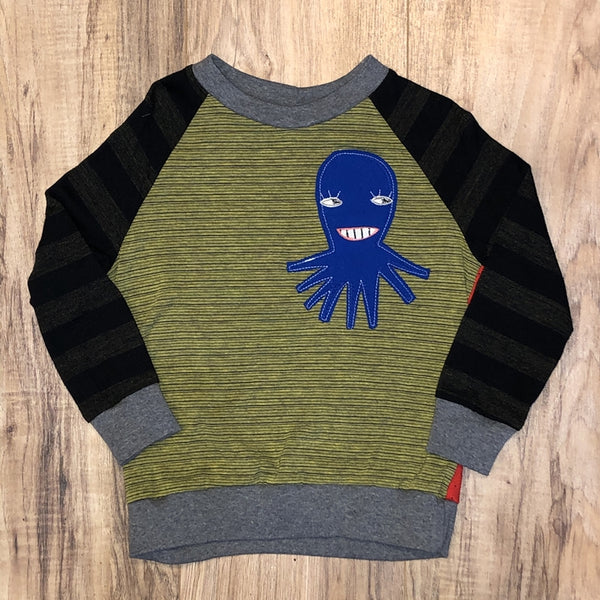 Octopus Long Sleeve Top