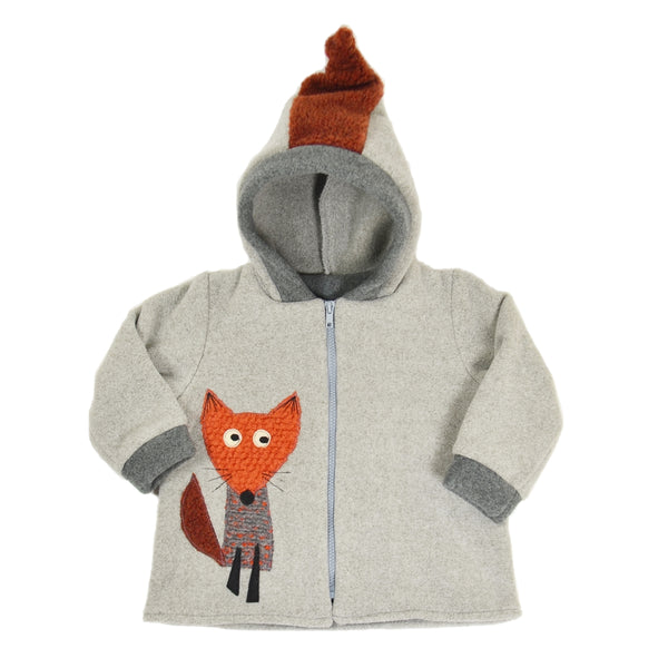 Foxy Fleece Jacket