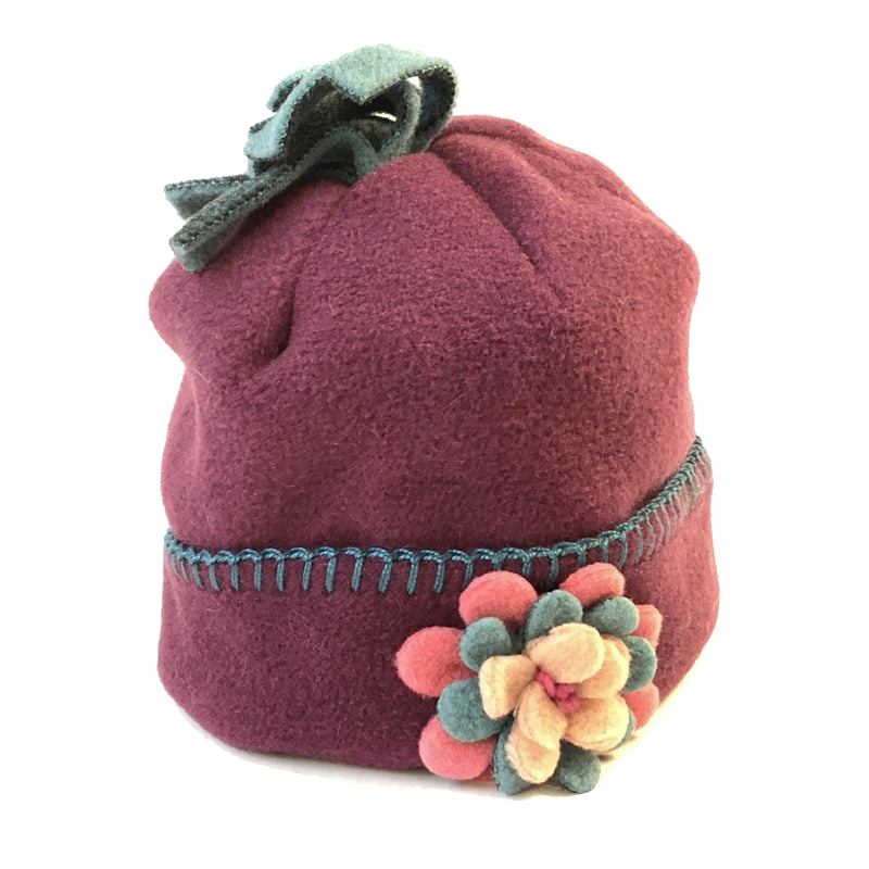 Zizzy Hat Mulberry