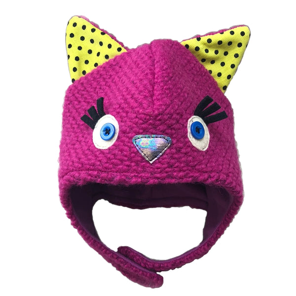 Kitty Hat Magenta