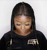Fulani Cornrow - Braided Lace Front Wig - Ulawig