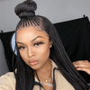 Ket Braid Lace Front Wig - Ulawig
