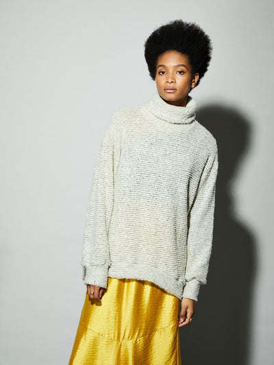 <b>Ghospell</b> Expectations Turtleneck Jumper