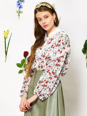 Darling Bud Lace Shirt
