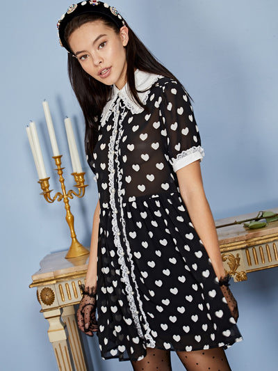Duchess Mini Smock Dress
