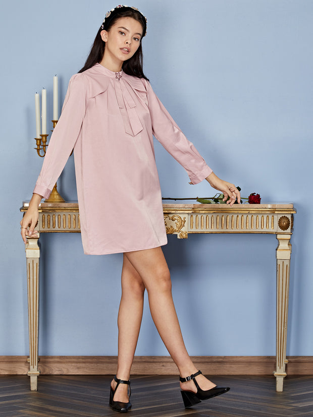 Stately Shift Dress