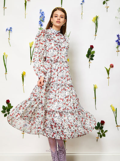 Darling Bud Midi Dress