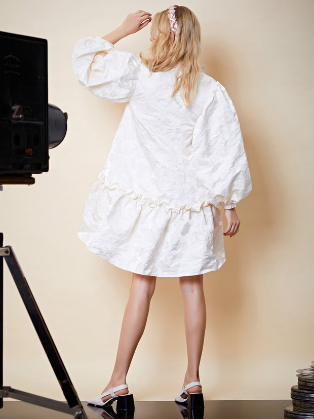 Leading Lady Oversized Mini Dress