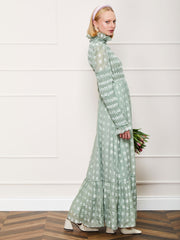 <b>DREAM</b> Daisy Lawn Maxi Dress