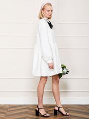 <b>DREAM</b> Snowdrop Tweed Smock Dress