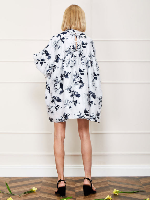 <b>DREAM</b> Bellflower Bloom Smock Dress