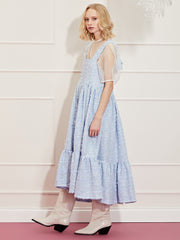 <b>DREAM</b> Rags to Riches Tweed Midi Dress