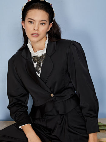 Elizabeth Cropped Jacket