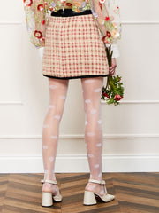 <b>DREAM</b> Sweet Blossom Micro Skirt