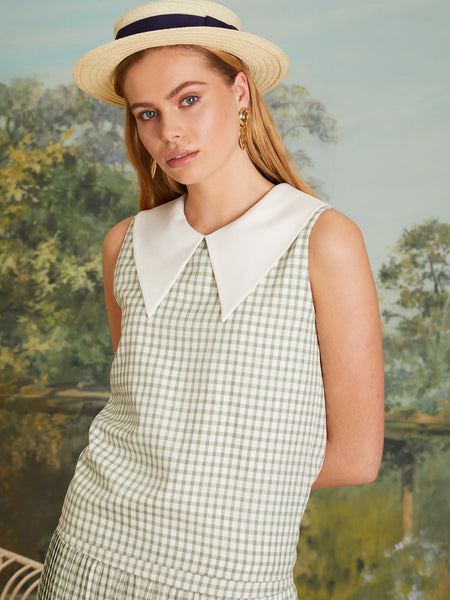 Greenhouse Sleeveless Top