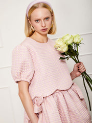 <b>DREAM</b> Rosy Ray Midi Top