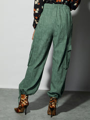 <b>Ghospell</b> Dawn Till Dusk Utility Trousers