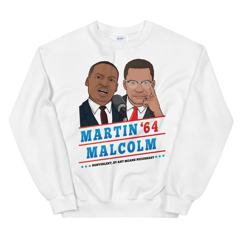 M&M Big Campaign Crew Neck Sweatshirt
