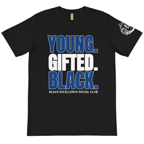 BESC Young. Gifted. Black. Tee