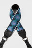 Midnight Bloom Camera Strap - Abie Straps - 1