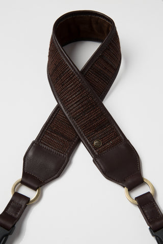 Dallas Leather Camera Strap - Abie Straps - 1