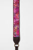Psychadelic Sunflowers Camera Strap - Abie Straps - 3