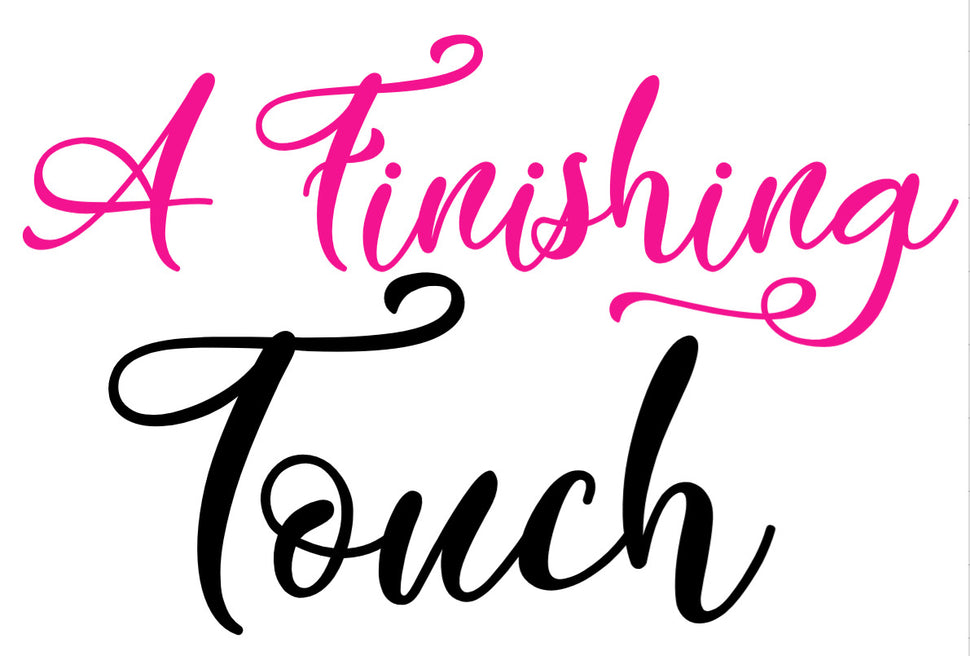 A Finishing Touch Jewelry