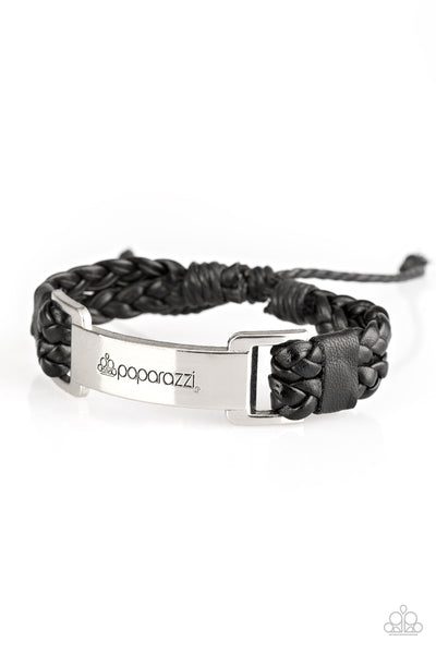 Paparazzi Urban Bracelet - A Finishing Touch