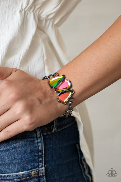 Paparazzi Raw Radiance - Multi Bracelet