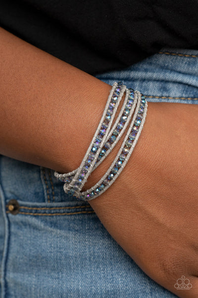 Paparazzi What Goes Around Bracelet- April 2021 Life Of The Party Exclusive - A Finishing Touch Jewelry