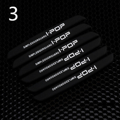 [Hot sell] Auto Door Side Edge Protection Guard 1Set/6pcs