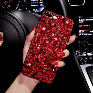 2019 New Fashion Full Diamond Case For iPhone