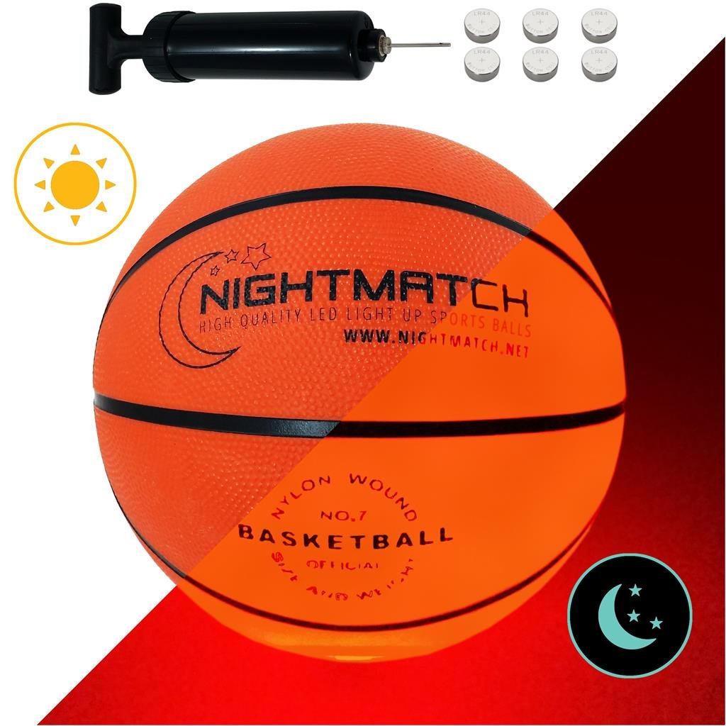 Light Up LED Basketball