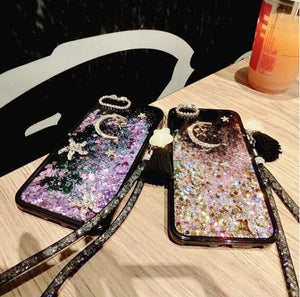 2019 New Fashion Quicksand Glitter Case For IPhone
