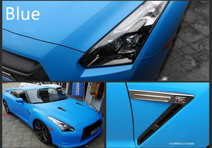 Lesh Matte Carbon Fiber Vinyl Package Car Sticker