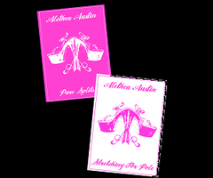 Alethea Austin Pure Splits & Stretching for Pole DVD  set