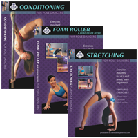 Bendability Fitness DVD Series- 3 DVD set