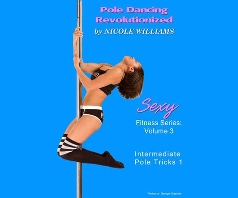 Allure Dance and Fitness Studio:..Intermediate Pole Tricks #1-Vo